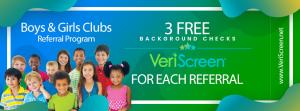 VeriScreen Boys & Girls Clubs
