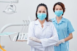 Medical staffing background check review